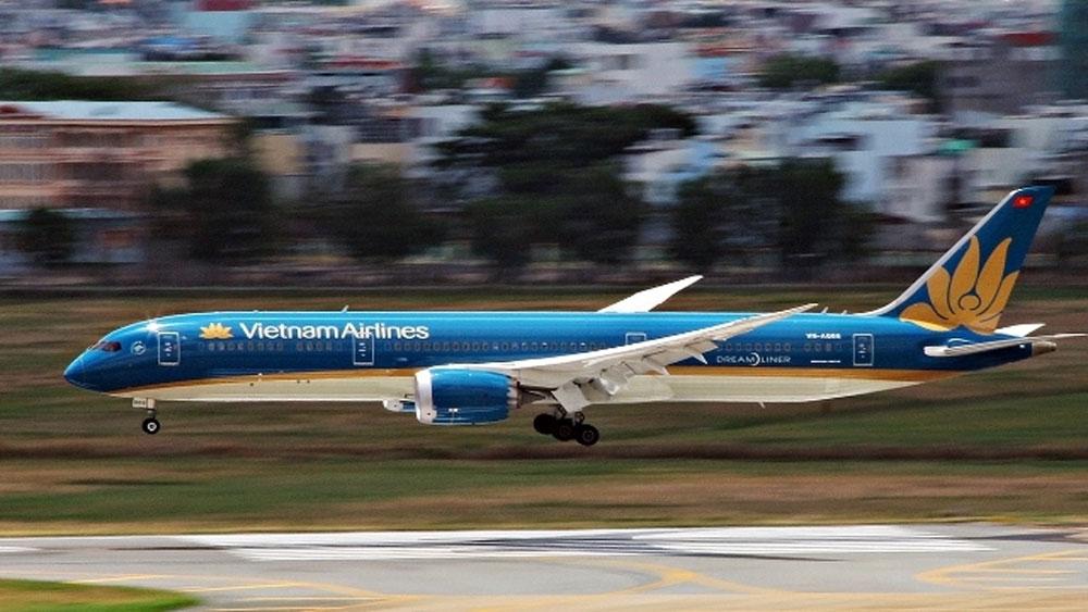 Máy bay Vietnam Airlines gặp trục trặc khi chuẩn bị hạ cánh tại Australia